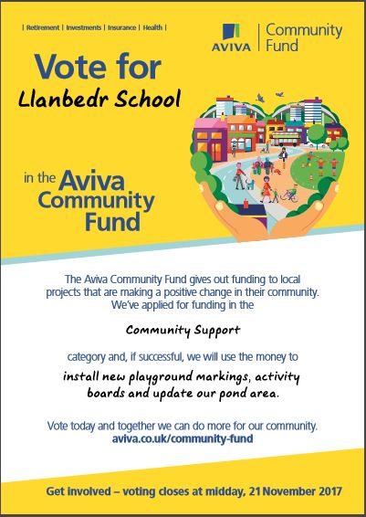 Aviva Community Award