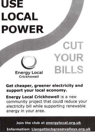 Energy Local Crickhowell