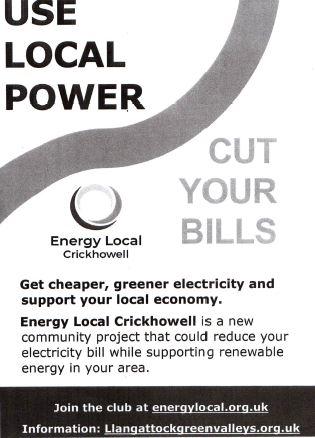 Energy Local Crickhowell