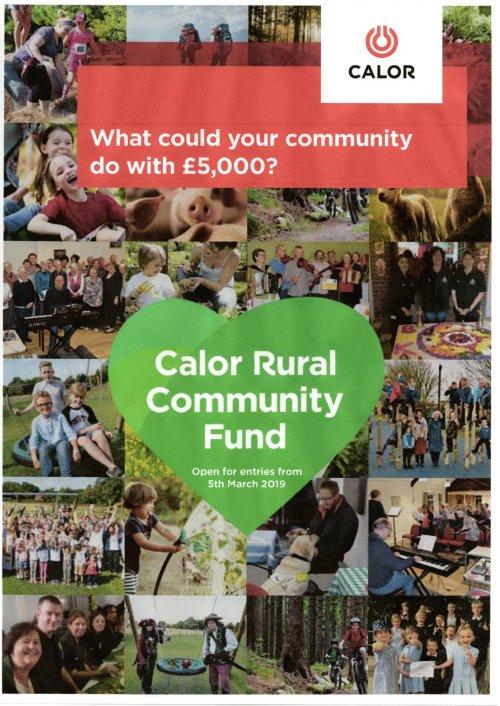 Calor Community Grant - Page 2